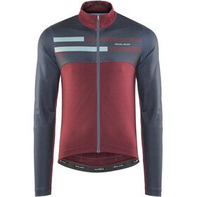 PEARL iZUMi Select LTD Thermal Longsleeve Jersey Men port/mid navy segment